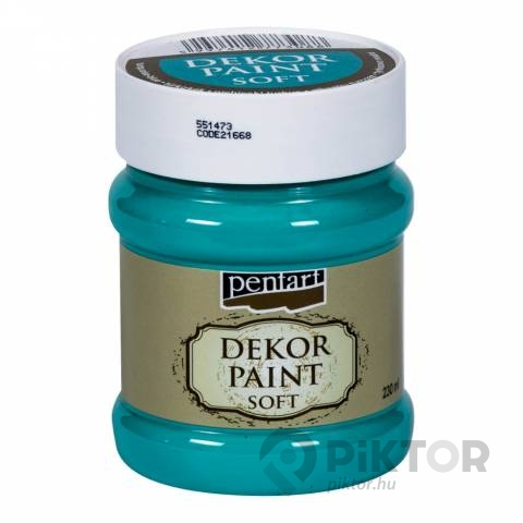 Pentart-Decor-Paint-Soft-230ml-turkizkek.jpg
